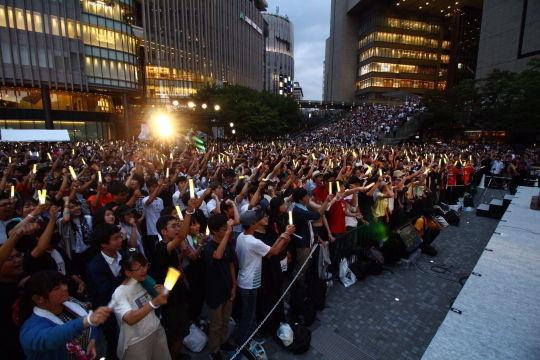 街キャラバン大阪09
