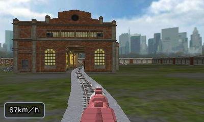 トレインクリエイター3D ゲーム画像03