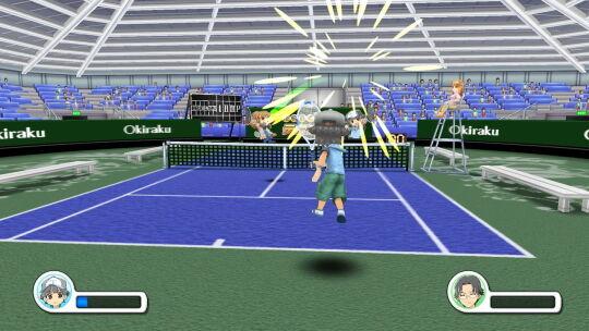 おきらくテニスSP画像3