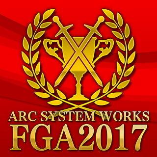 ARC FGA2017 タイトルアイコン