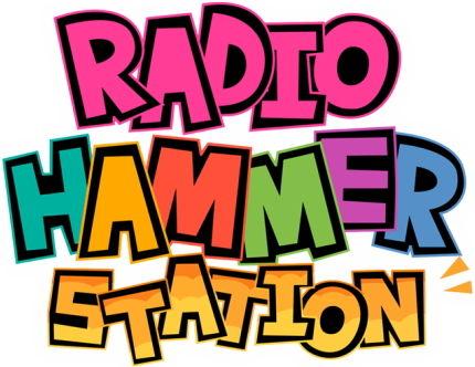 ラジオハンマーステーション タイトルロゴ
