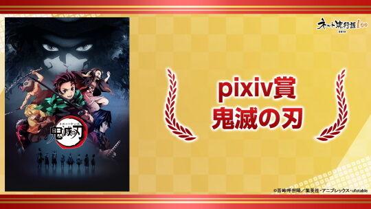 ネット流行語pixiv賞