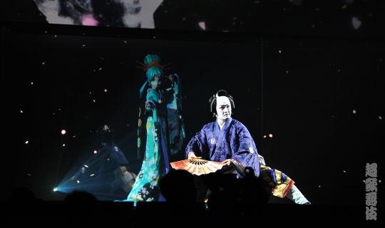 超会議 歌舞伎
