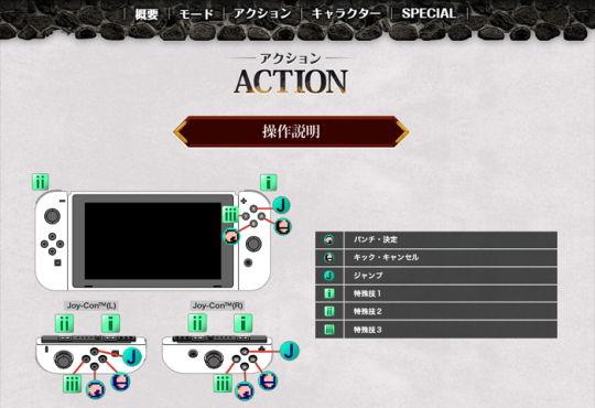 Switch ダブルドラゴン 公式サイト2
