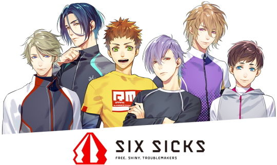 SIX SICKS メインイメージ