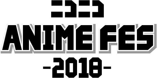 ニコニコ ANIME FES 2018 ロゴ