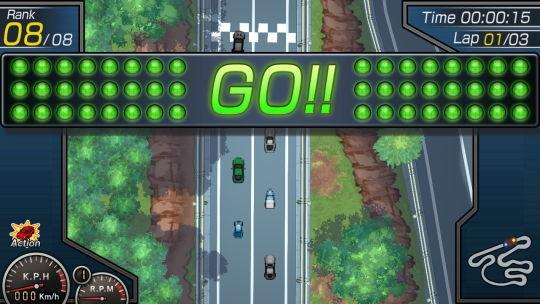 ガチャレーシング2nd ゲーム画像01
