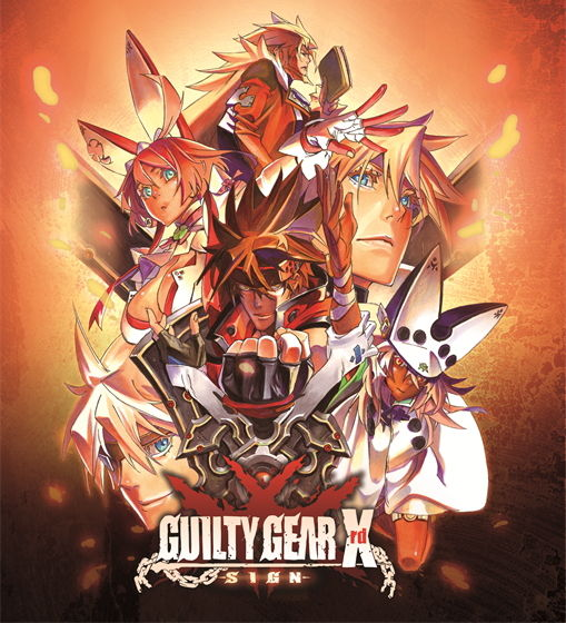 GUILTY GEAR Xrd SIGN メインイメージ