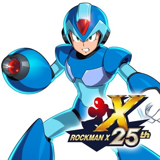 ロックマンX 25周年