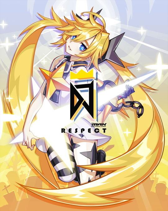 DJMAX respect パッケージ画像