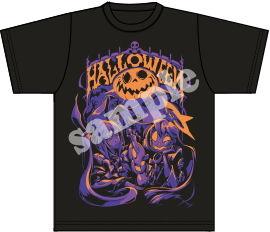 ASWハロウィンパーティ2016 Tシャツ1