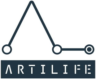 ARTILIFE タイトルロゴ