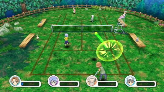 おきらくテニスSP画像4