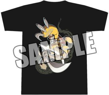 BLAZBLUE-獣兵衛Tシャツ