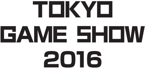 TOKYOGAMESHOW2016 タイトルロゴ