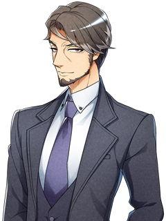 WES キャラクター 神代唐一郎