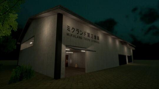 MIKULANDホラーハウス1