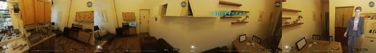ダイダロス システム画像360度