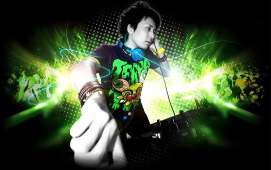 池袋ハロ DJ SHIMAMURA