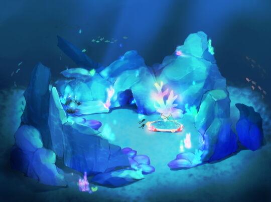 ステージ:深海ステージ