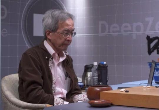 『囲碁電王戦FINAL』最終局 DeepZenGo