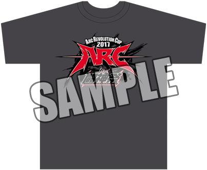 ARC闘神祭 オリジナルTシャツ
