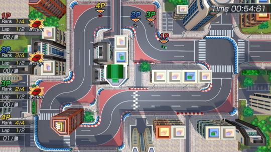 ガチャレーシング2nd ゲーム画像 ゲームモード02