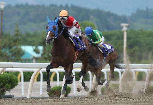 水沢レース