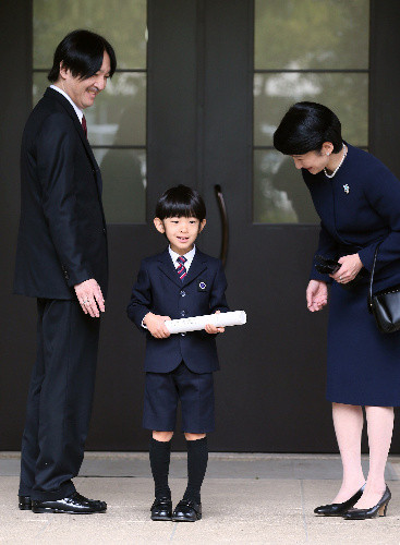 前へ 次へ 出典  二十歳を迎えた佳子様もICUへ。皇族が学習院を離れていく本当の理由