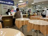 イートインスペース at そごう神戸店「北海道物産展」