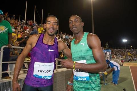 Christian Taylor & Pedro Pablo Pichardo