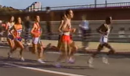 Fukuoka Marathon 1983