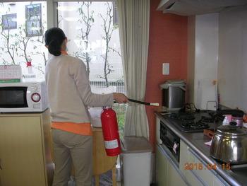 消防訓練 003
