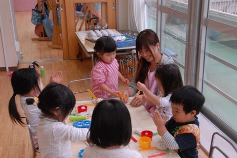 幼稚園教諭26