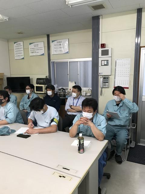 第一安全衛生会議①