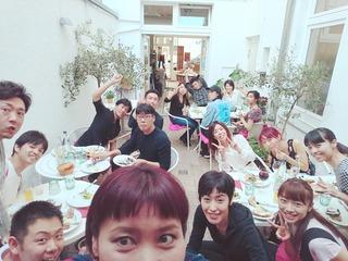 日本人参加者全員