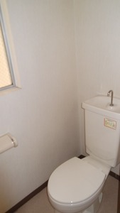 トイレ縮小