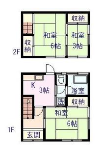 辻田大二郎アパート12