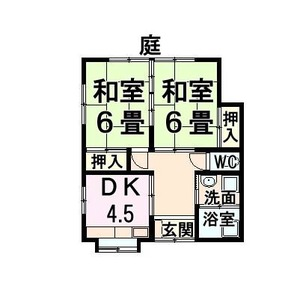 川口アパート(ハイツ西高田)102[更新済み]