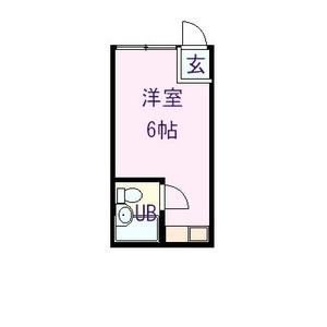 中村アパート1階