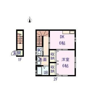 高橋アパート2階