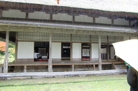 岩木山神社書院造り