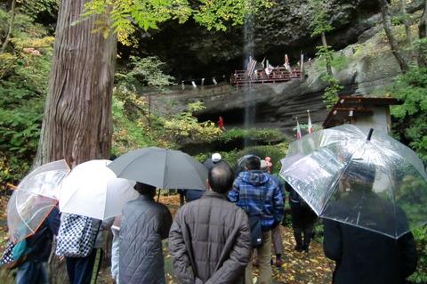 乳穂ヶ滝2