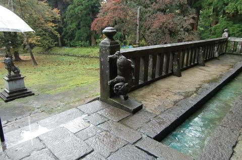 岩木山神社狛犬