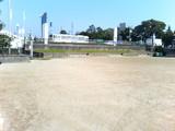 茨木市中央公園グラウンド