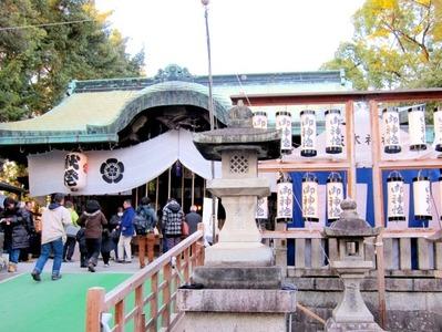 2013茨木神社初詣@