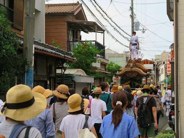 茨木神社夏祭り5