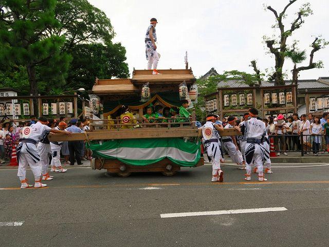 茨木神社夏祭り3