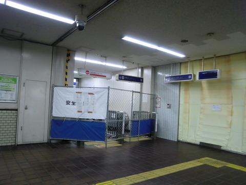180622茨木市,南茨木駅損傷12