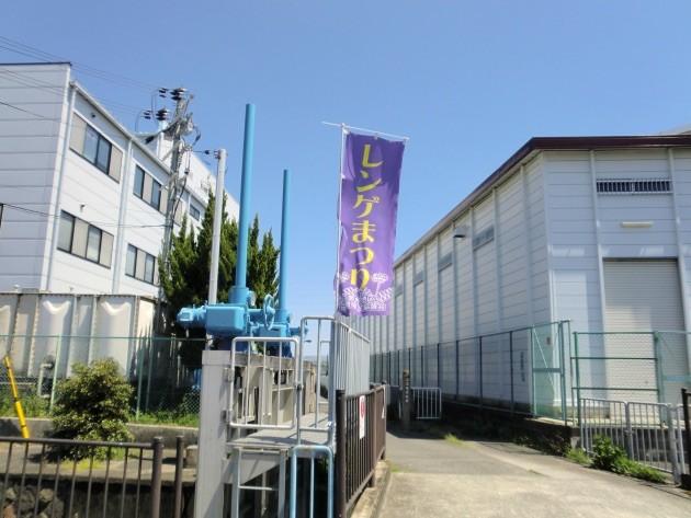 170423三島江レンゲまつり26旗*
